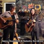 House concert-Nancy Beaudette & Natasha Borzilova